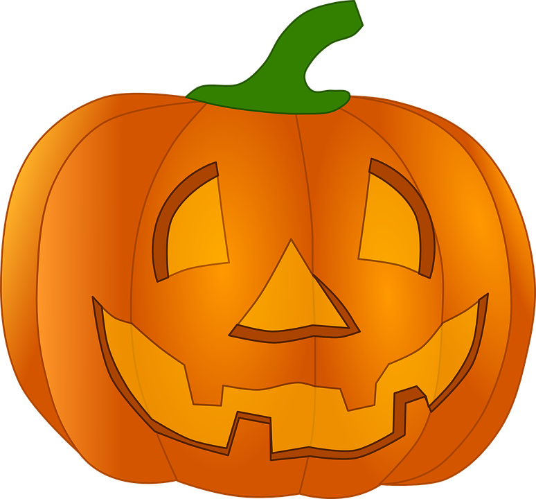 Halloween Fruit Lantern · Free vector graphic on Pixabay