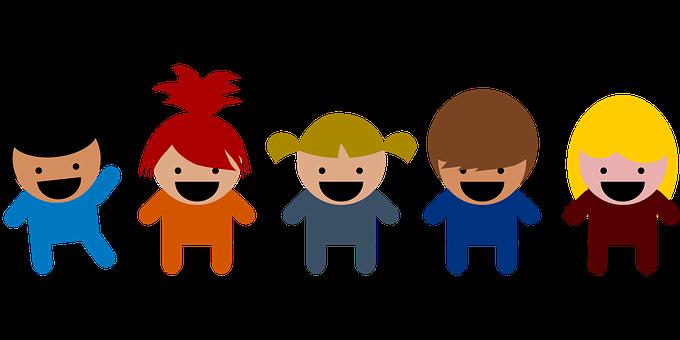 Przedszkole, Dzieci, Ludzi, Dla Dzieci
