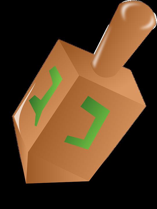 Hanukkah Holiday Judaism 183 Free Vector Graphic On Pixabay