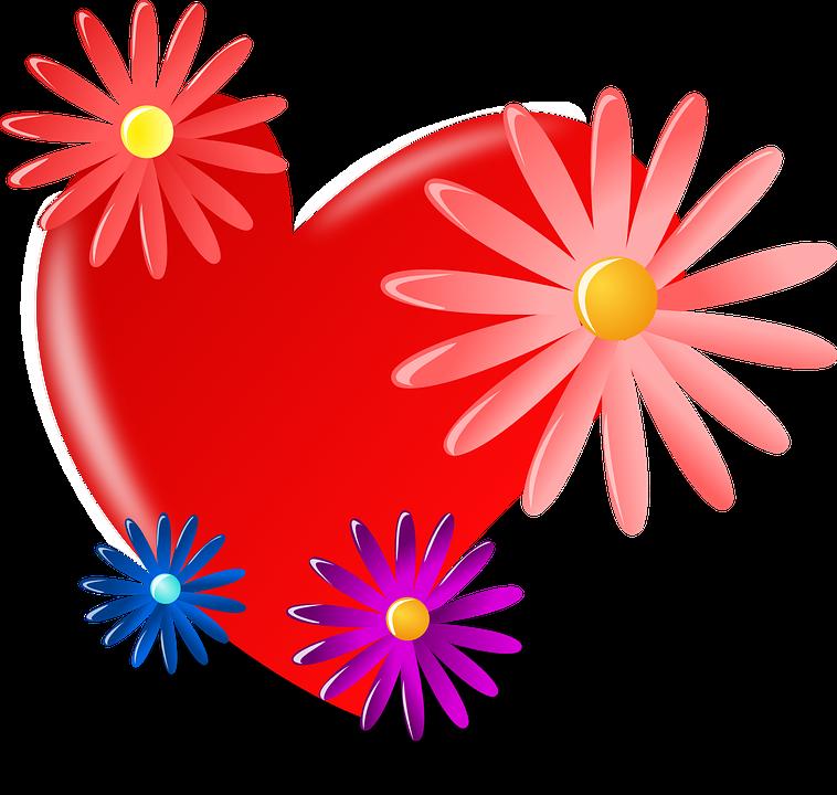 Populaire Image vectorielle gratuite: Fête Des Mères, Saint Valentin - Image  OX64
