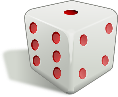 Dice, Cube, Die, Game, Gambling, Luck