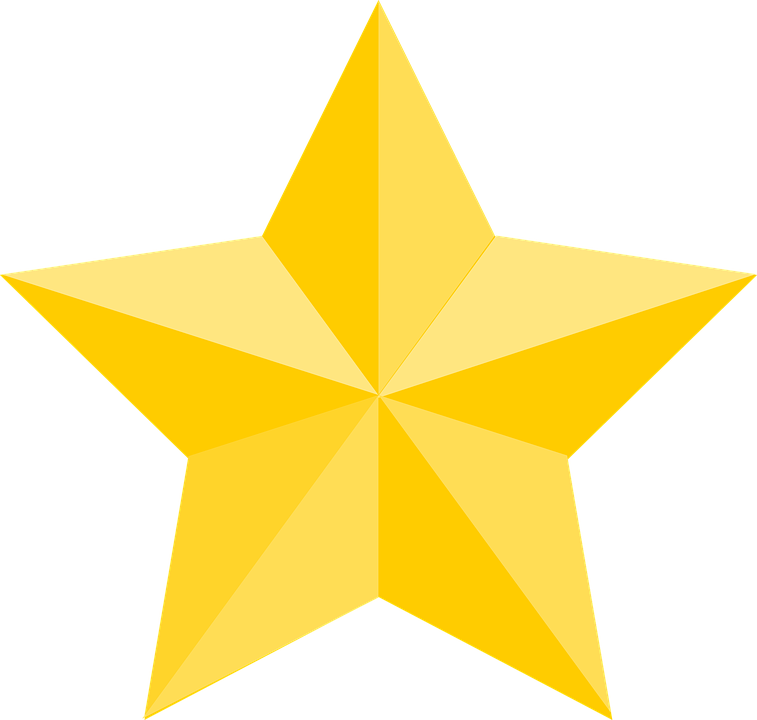 Bintang Favorit Bookmark Gambar Vektor Gratis Pixabay Logo