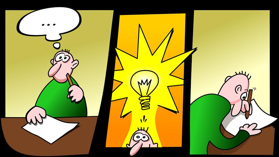 Idea, Invenzione, Inventore, Pensiero, Creazione
