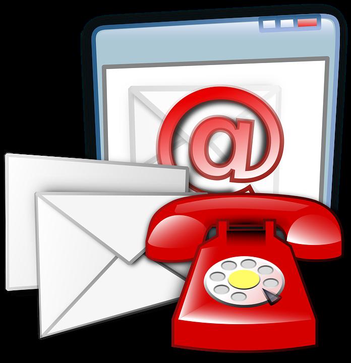 Adres E Mail, List, Urząd, Telefon, Komunikacji