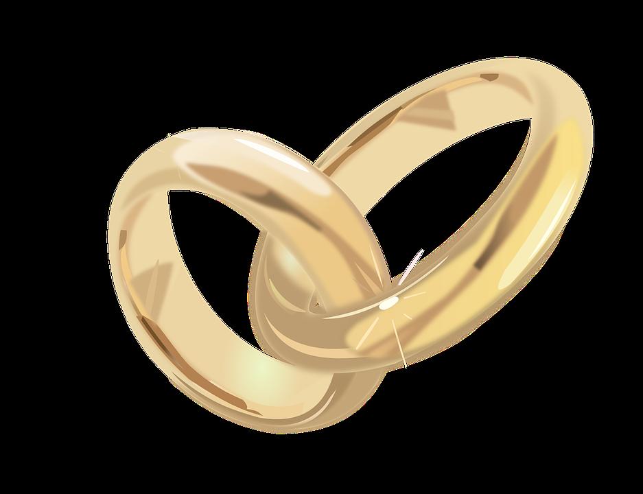 Anneaux De Mariage, Mariage, Anneaux, Bijoux, Or