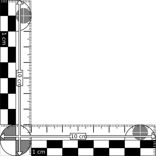 Perpendicular Scale Measurement · Free Vector Graphic On