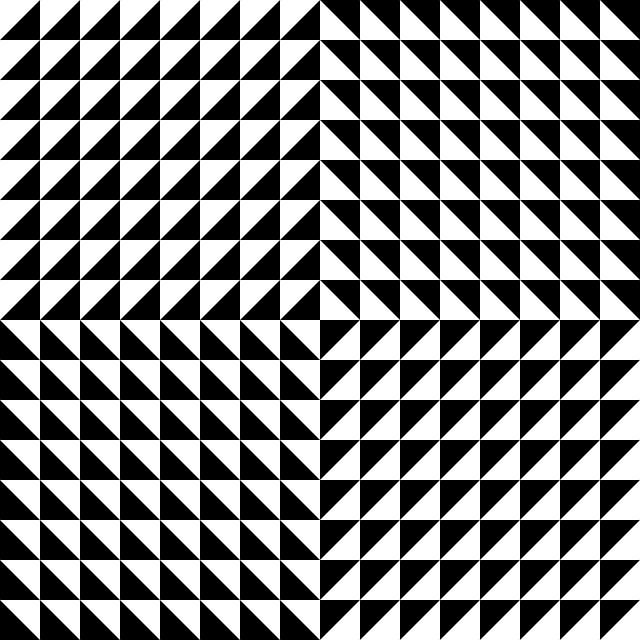 Free Vector Graphic Optical Illusion Illusion Black