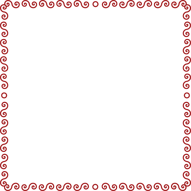 Border Decorative Frame 183 Free Vector Graphic On Pixabay