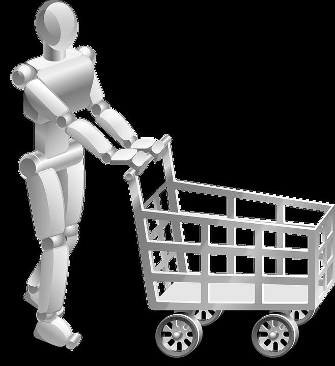 Shopping Cart, Shopping, Cart, Ecommerce, E-Commerce
