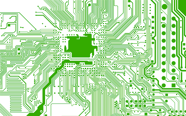 Motherboard Drawing: Free Vector Graphic: Motherboard, Circuit Diagram