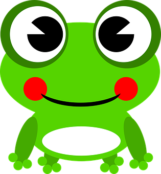 300 Free Frog Animal Illustrations Pixabay