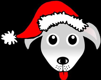 christmas dog images pixabay download free pictures rh pixabay com