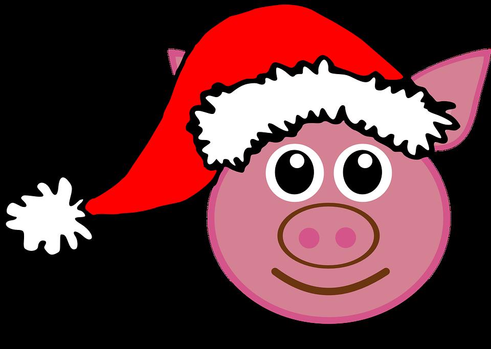101+ Gambar Lucu Babi Menjelang Natal Paling Keren