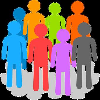 Association, Communauté, Groupe, Réunion