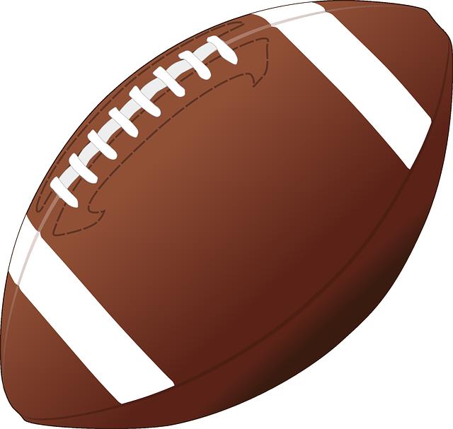 Football Ball · Free vector graphic on Pixabay