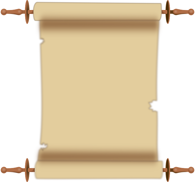 Scroll Parchment Document Free