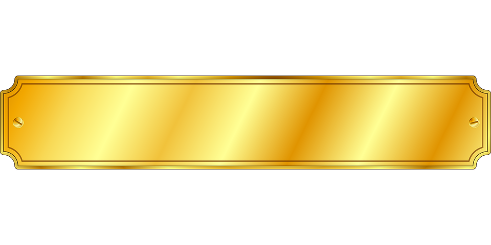 Free vector graphic Label Gold Screws Free Image on Pixabay – Label