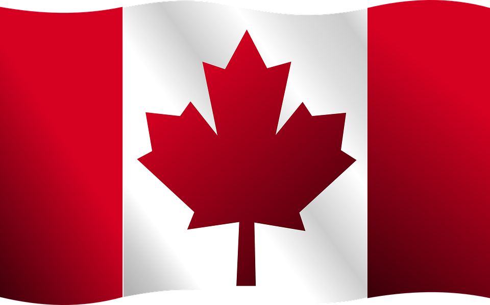 canada canadian country free vector graphic on pixabay rh pixabay com canada flag vector eps canada flag vector free download