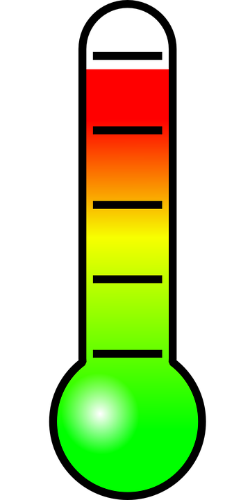 Celsius Thermometer Png Free vector graphic: T...
