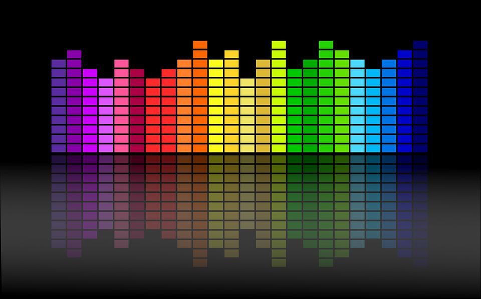 イコライザー, ビート, ダンス, フィエスタ, Mp3, 音楽, 祝賀会, スペクトル, ステレオ