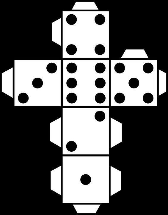 Как сделать игральную кость своими руками 883