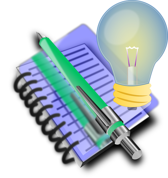 Idea invention project free vector graphic on pixabay for Project planner hd