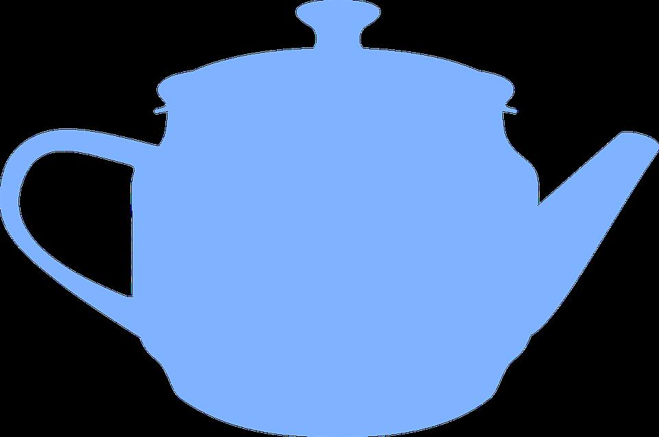 Bule De Cha Panelas Grafico Vetorial Gratis No Pixabay