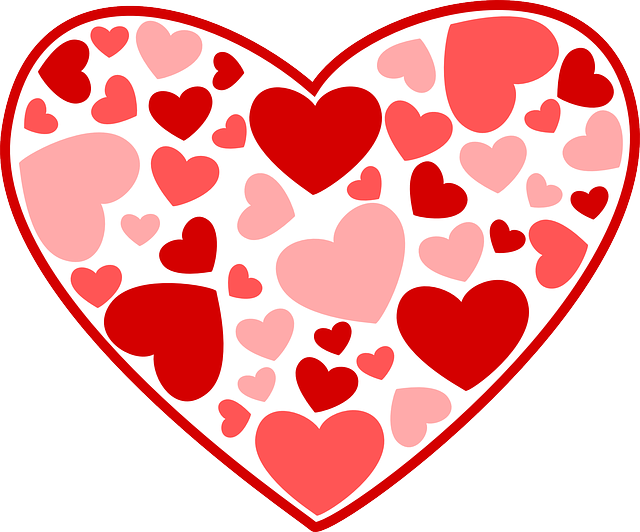 Download Hearts Love Pink - Free vector graphic on Pixabay