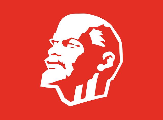 Ленин профиль франция 1 франк 1960