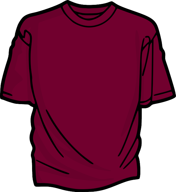 free vector graphic tshirt shirt clothing brown