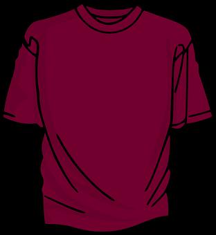 T-Shirt Shirt Clothing Brown Violet T-Shir