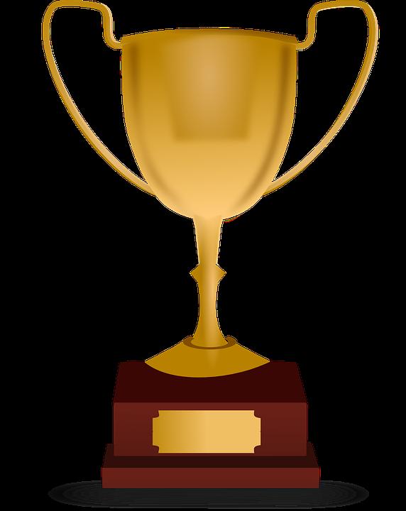 Trophy, Prestation, Award, Cupen, Meriter, Pris, Sport