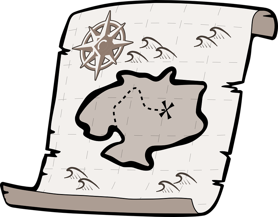 treasure map hunt pirate free vector graphic on pixabay rh pixabay com treasure map background vector free download treasure map vector free