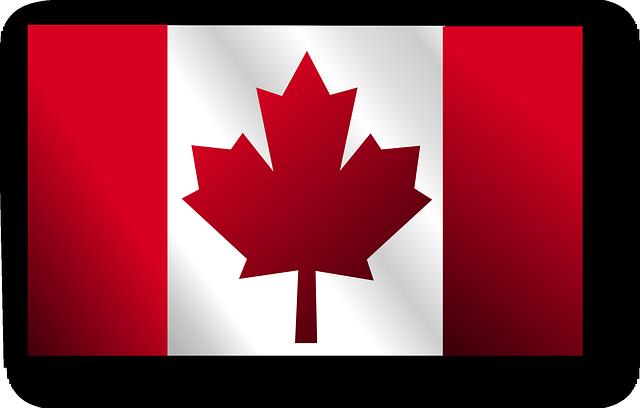 Kanada flagge blatt kostenlose vektorgrafik auf pixabay - Canada flag image ...
