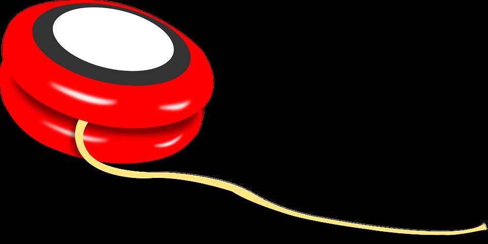 Yoyo Clipart Yo-Yo Game Play...