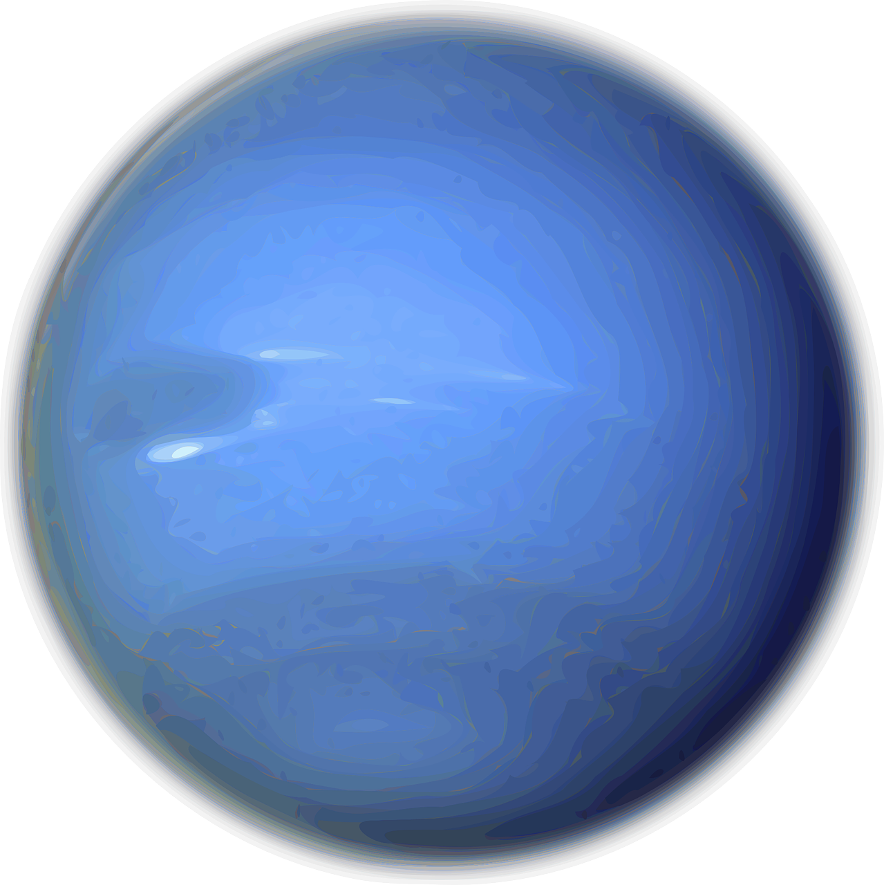 Image of Neptune - Moons