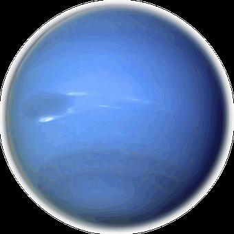 Neptune, Solar System, Planet, Astronomy