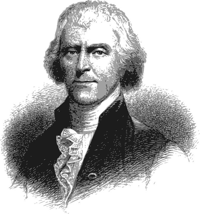 an analysis of the beliefs of thomas jefferson an american president Jefferson's unorthodox religious beliefs became an important issue in  jefferson became a symbol of american democracy in the  president thomas jefferson: 24.