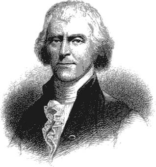 Thomas Jefferson, President, America