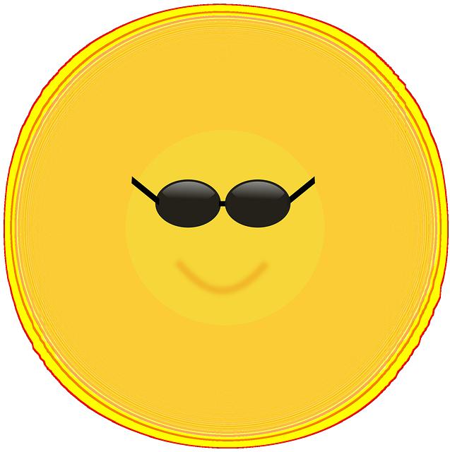 Sonne Sommer Sonnenbrillen · Kostenlose Vektorgrafik auf ...