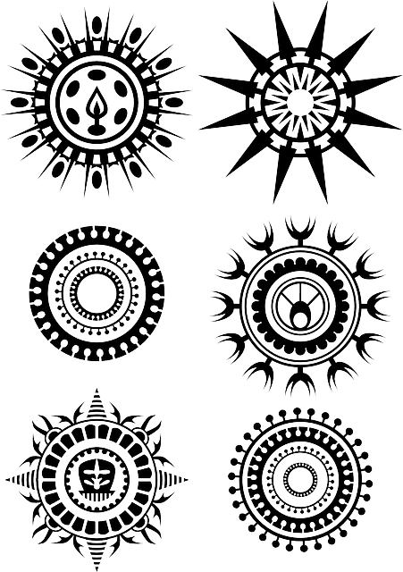free vector graphic circles tattoo tribal free image on pixabay 153693. Black Bedroom Furniture Sets. Home Design Ideas