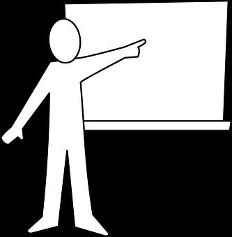 教育, プレゼンテーション, 先生, 表示中, 説明, デモ, 説明, 説明
