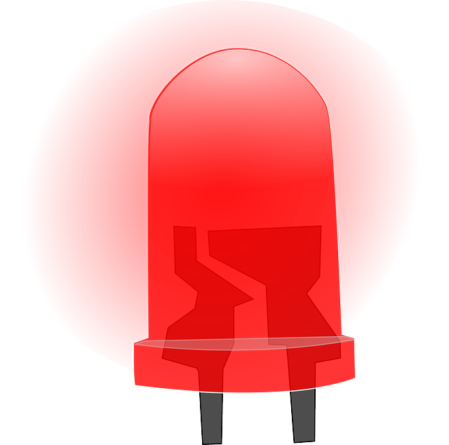 Free Vector Graphic Led Semiconductor Diode Light Free Image On Pixabay 153883