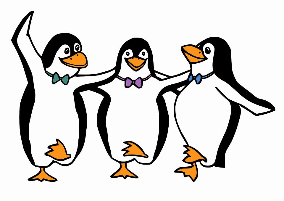 Penguins Animals Birds · Free vector graphic on Pixabay