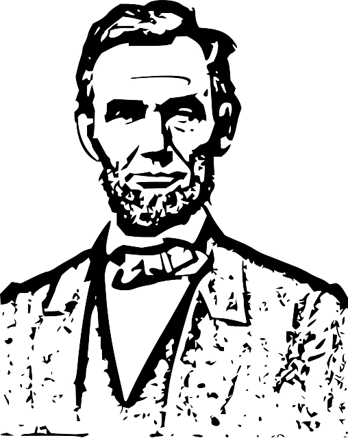 Abraham Lincoln President 183 Free Vector Graphic On Pixabay