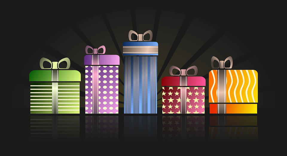 presents gifts birthday  u00b7 free vector graphic on pixabay