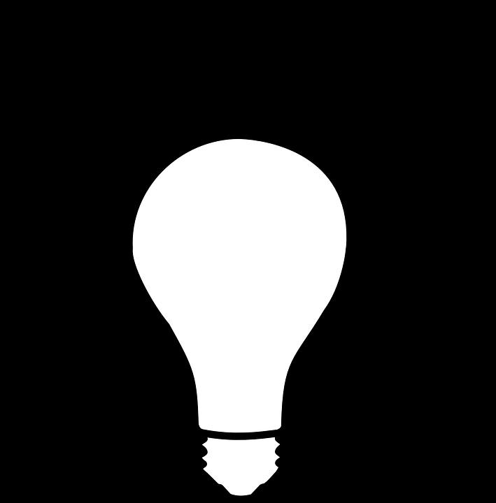 Idée, Lumière, Ampoule, Ampoule Électrique, Lampe