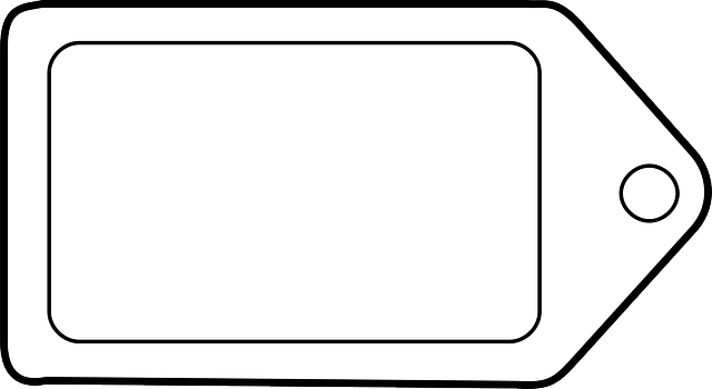 Free vector graphic Label Tag