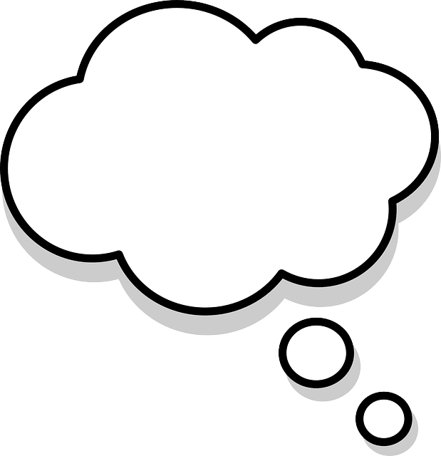 Free vector graphic: Thinking, Thought, Bubbles - Free ...