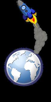 spacex rocket logo transparent - photo #18